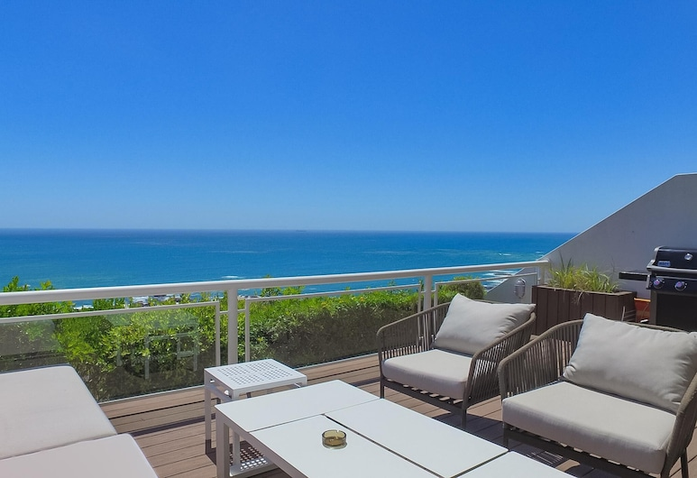 7th heaven, Cape Town, Deluxe Townhome, Balcony