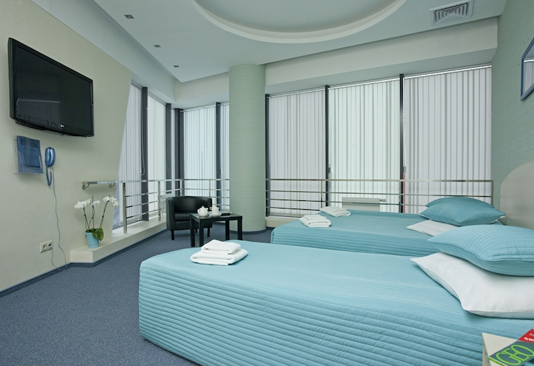 Comfort Hotel Air Express Sheremetievo (FREE ZONE), Khimki, First class 24 hours, Guest Room