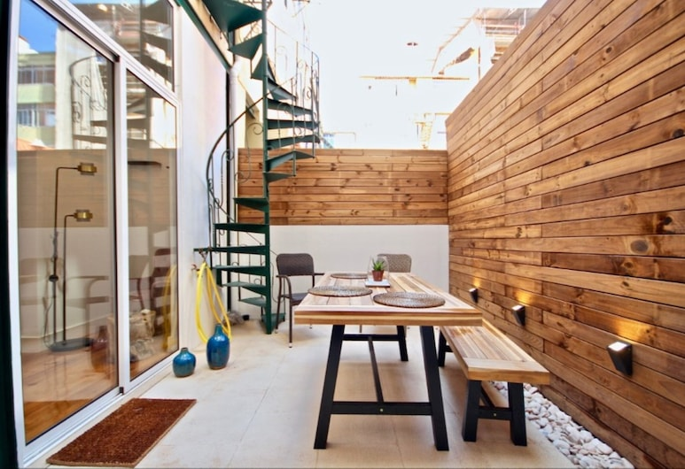 Akicity Alameda Lust, Lissabon, Apartment, 2Schlafzimmer, Terrasse/Patio