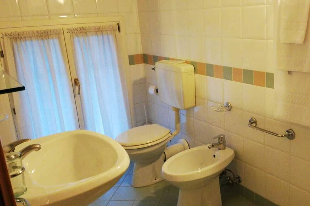 Dubbelrum eller tvåbäddsrum - Badrum