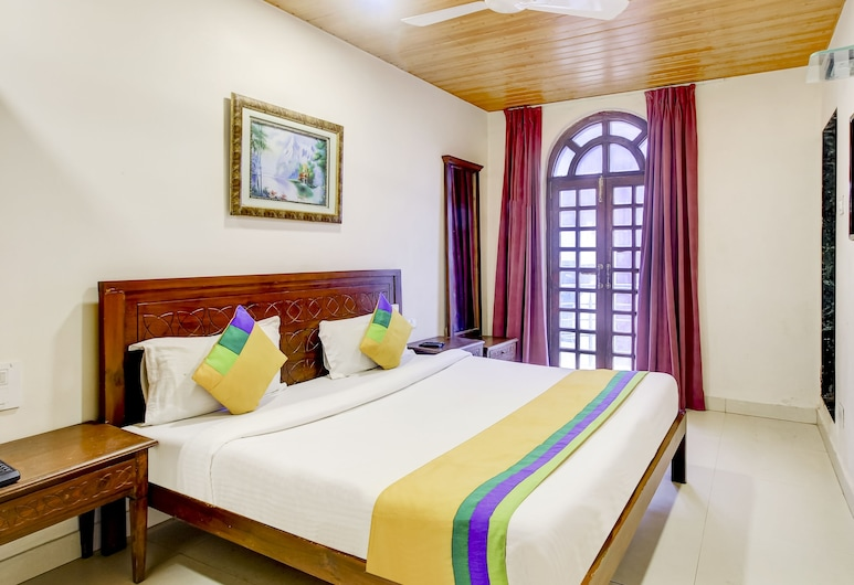 Treebo Trip The New Hill Retreat, Mahabaleshwar, Deluxe Room, Guest Room