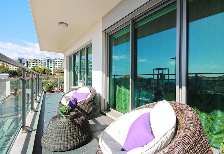 紀念住宅飯店, 芳夏爾, 公寓, 1 間臥室, 泳池景觀, 露台