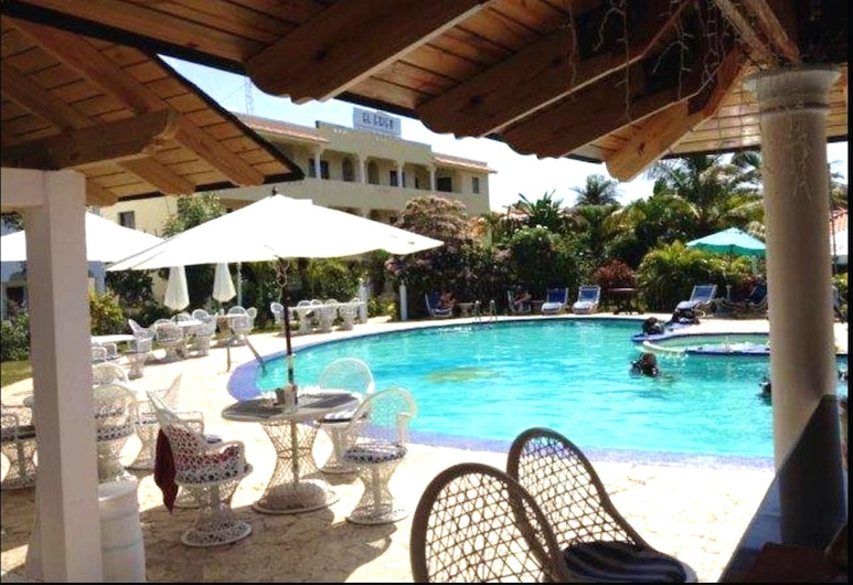 Apartment With one Bedroom in Bayahibe, With Shared Pool, Furnished Garden and Wifi - 700 m From the Beach, San Rafael del Yuma, Pool