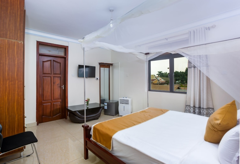 Rehoboth Hotel Apartments, Kampala, Executive kamer, Kamer