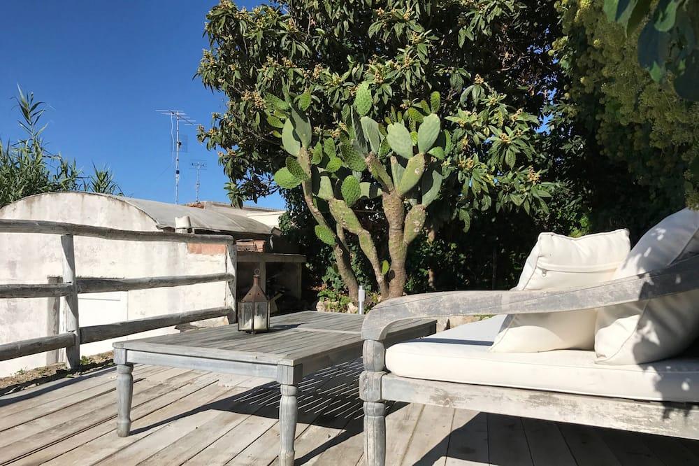 Superior Apartment, 1 Bedroom, Terrace, Sea View - Terrace/Patio