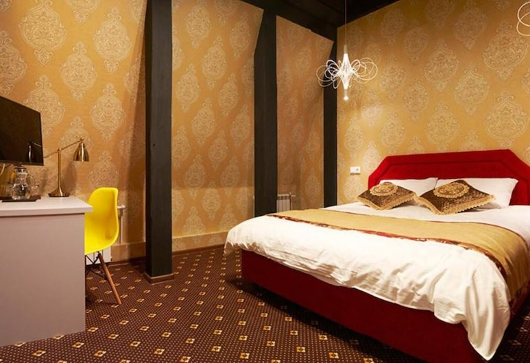 Apelsin Hotel Preobrazhenskaya Ploshchad, Moscow, Standard Double Room, Guest Room