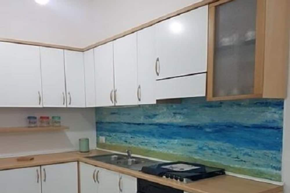 Doppel- oder Zweibettzimmer - Gemeinschaftsküche