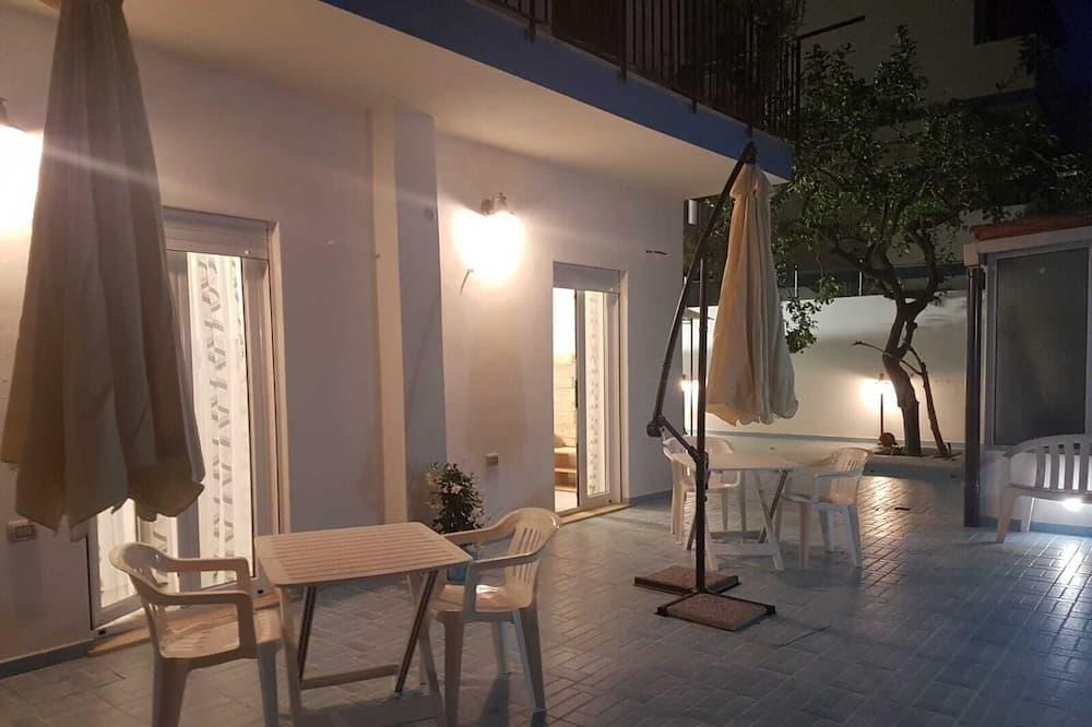 Doppel- oder Zweibettzimmer, Terrasse - Terrasse/Patio