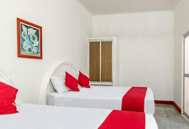 Hotel Posada 57, Mérida, Standard-herbergi - 2 meðalstór tvíbreið rúm, Herbergi