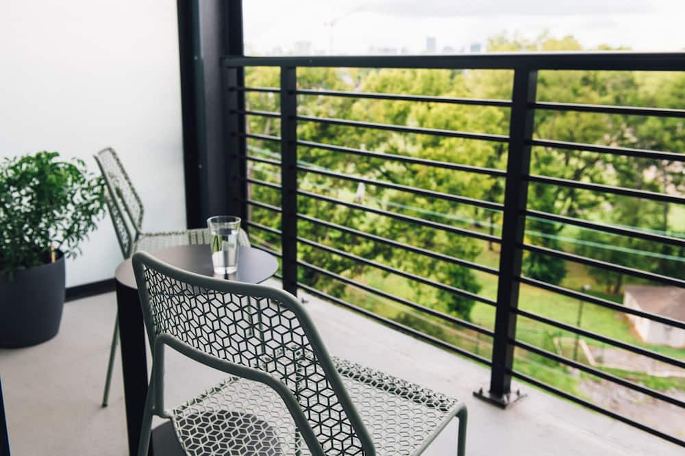 Suite, 2 chambres - Balcon