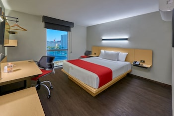 埃莫西約埃莫西約博覽中心城市快捷飯店的相片