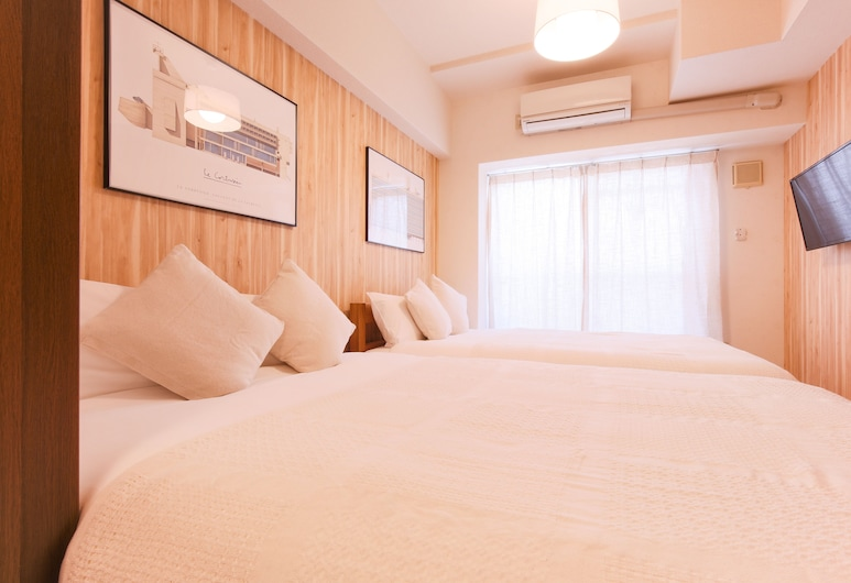 Grand Court Namba 605, 大阪市, アパートメント, 部屋