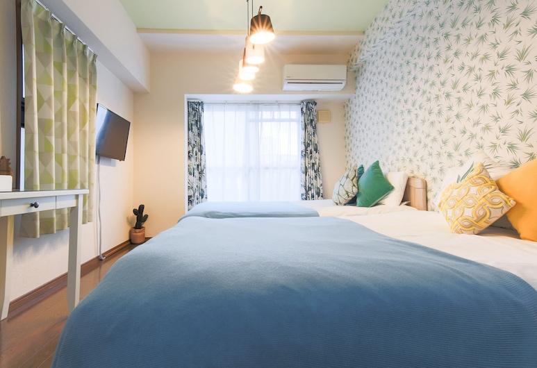 難波格蘭德巷 701 酒店, 大阪, 公寓, 客房