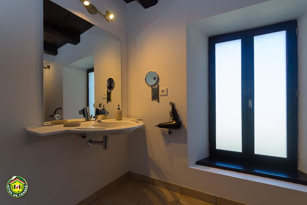 Δίκλινο Δωμάτιο (Double), Πρόσβαση για Άτομα με Αναπηρία (Au ras des paquerettes) - Μπάνιο