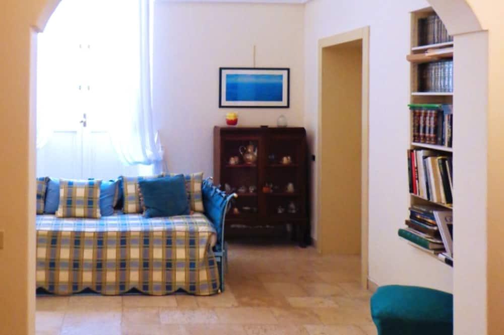Négyágyas szoba (Virgilio) - Nappali rész