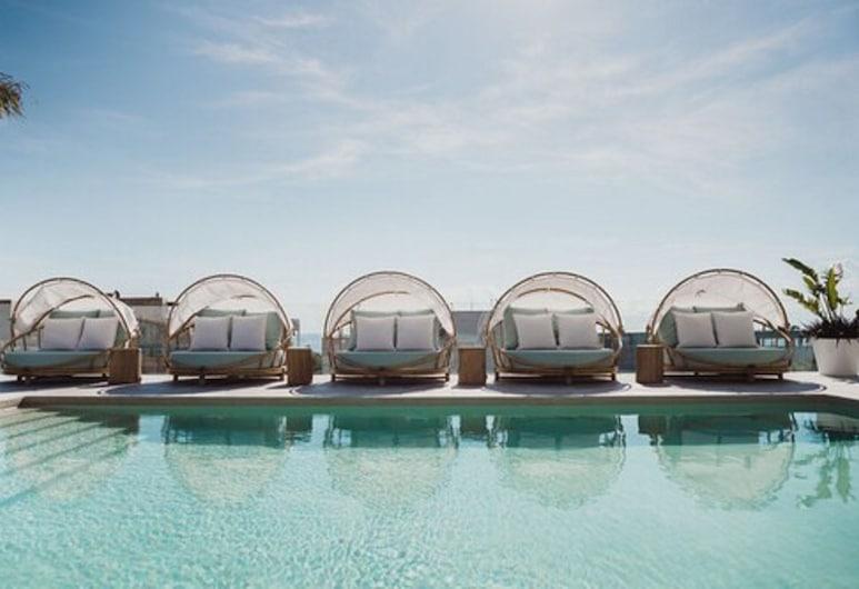 Calixta Hotel , Playa del Carmen, Terasa