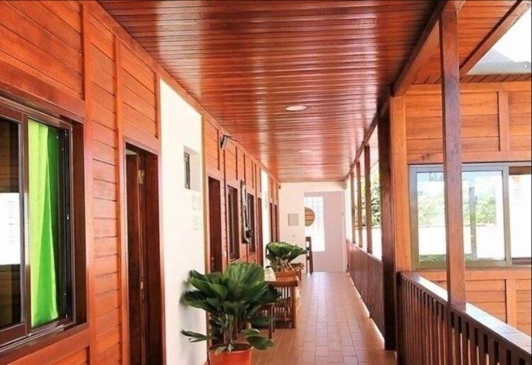 Medina guest house, Wyspa Świętego Tomasza, Powierzchnia mieszkalna