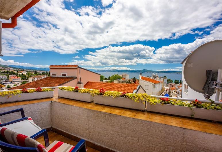 Apartments Feda, Crikvenica, Departamento (A2), Balcón