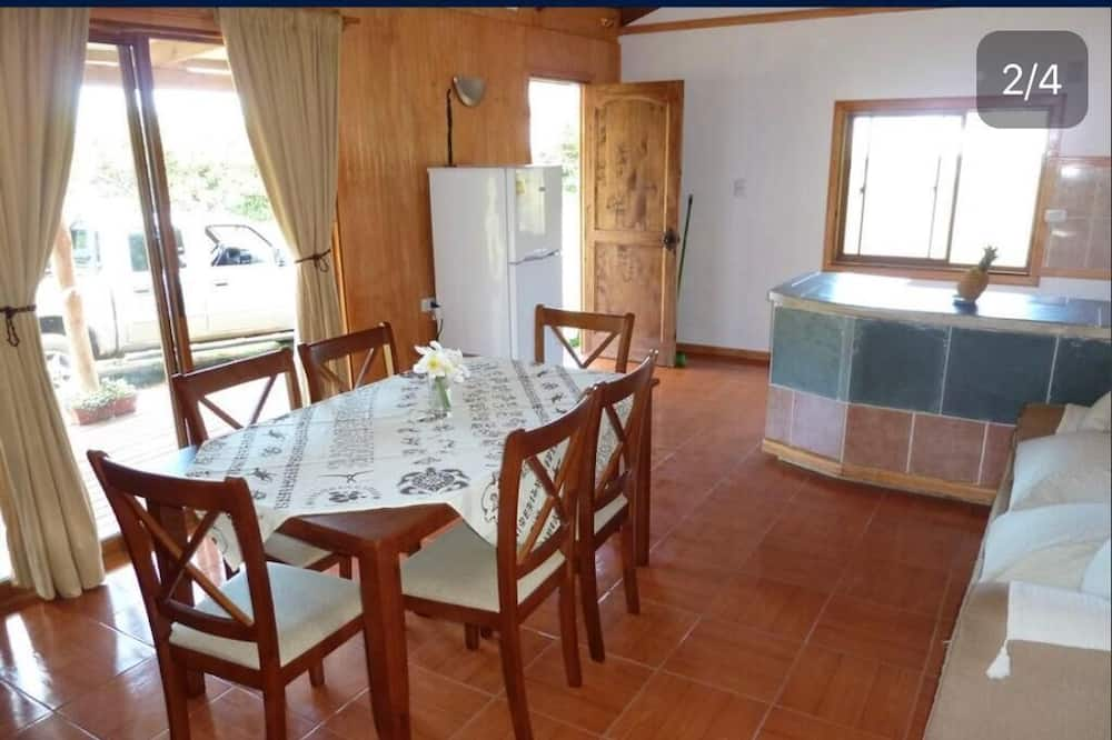 家庭小屋 - 客房餐飲服務