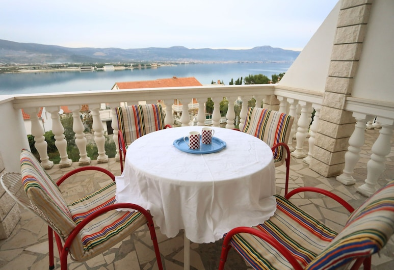 Apartments Nena, Trogir, Studio (A2), Balkon
