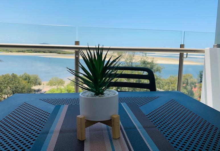 Cosmopolitan Exclusive Rental Apartments, Maroochydore, Departamento familiar, 4 habitaciones, con vista al mar, Balcón