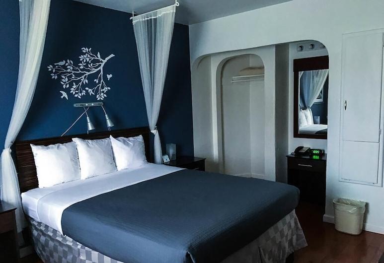 Golden Bear Inn, Berkeley, Habitación individual estándar, 1 cama Queen size, Habitación