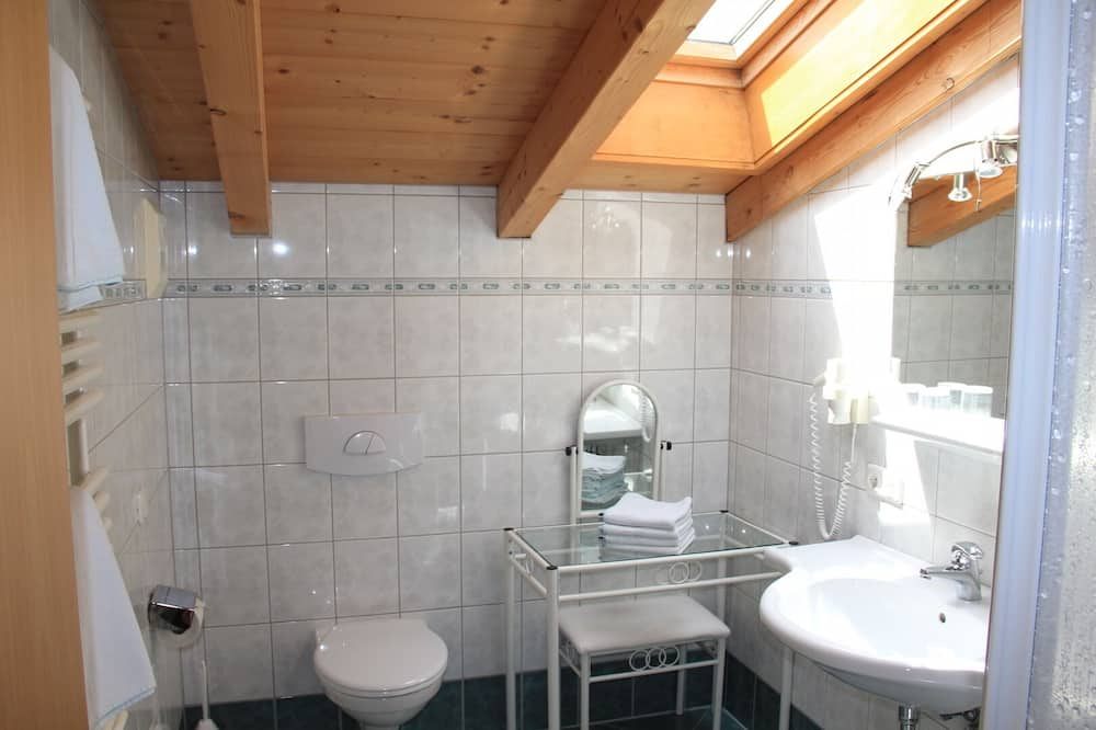 Suite, Varanda - Casa de banho