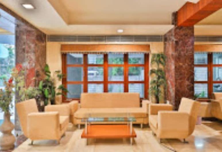Hotel President, Vadodara, Salon de la réception