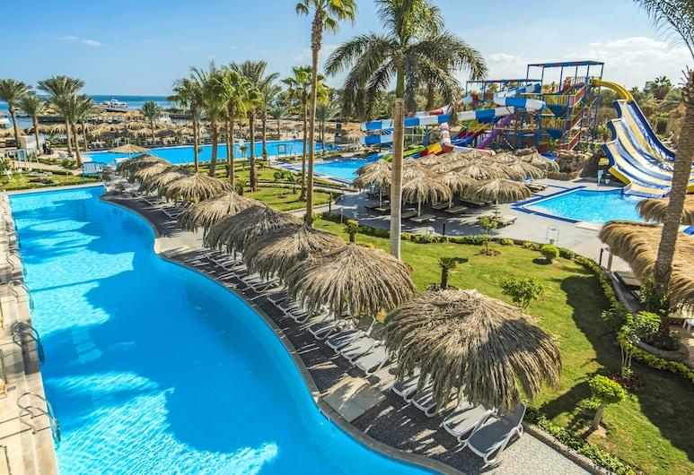 SUNRISE Aqua Joy Resort - All inclusive, Hurgada, Swim Up Room (Adult Only +16), Išorės detalė