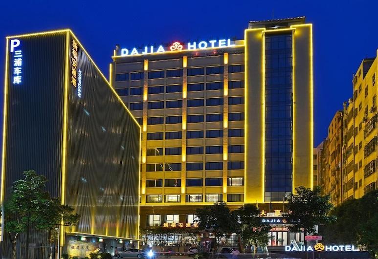 Dajia Hotel, Shenzhen, Hotel Front – Evening/Night