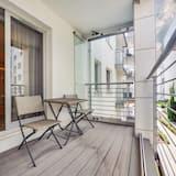 Apartament (12, Legionów 112 D) - Balkon