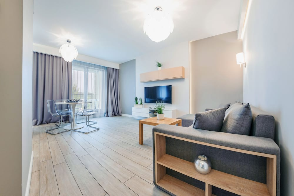 Apartament (12, Legionów 112 D) - Salon
