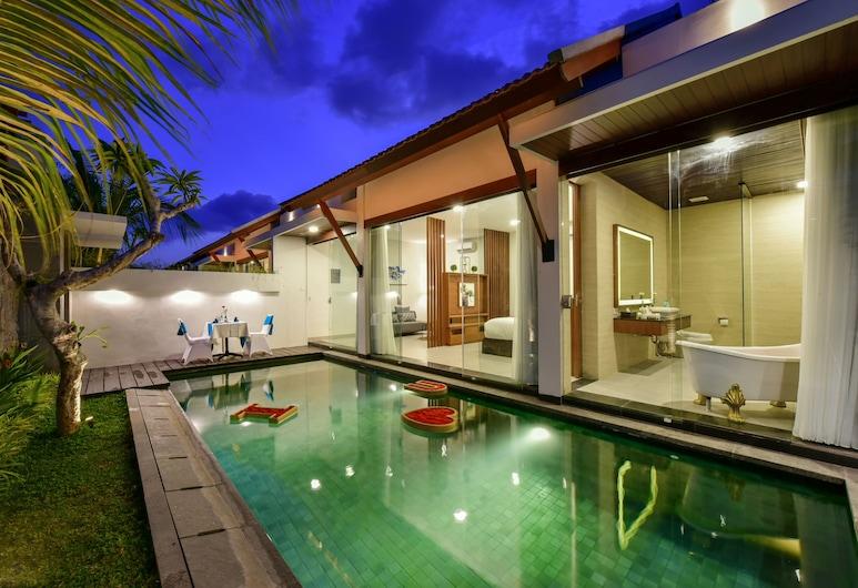 Del Cielo Villa Seminyak, Seminyak, Luxury Villa, 1 Bedroom, Private pool