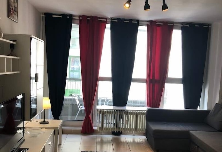 Friesenwall Centrum 5 min to Mainstation, Cologne, Studio (1, incl. 30 EUR  Cleaning Fee), Phòng