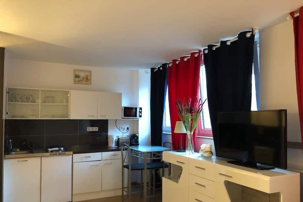 Estudio (1, incl. 30 EUR  Cleaning Fee) - Sala de estar