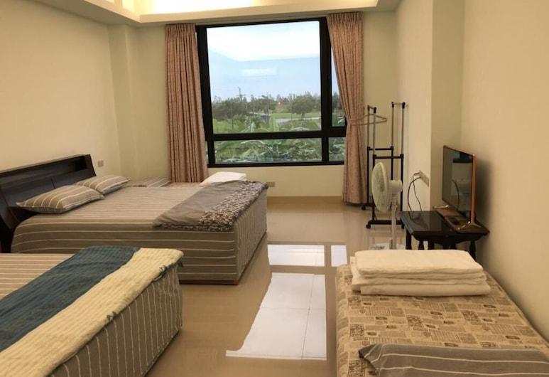Genkiya 177, Xiulin, חדר לארבעה, חדר אורחים