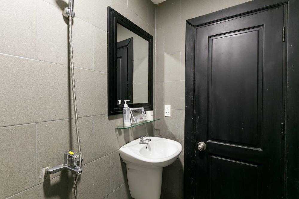 デラックス スタジオ (Apartment) - バスルーム