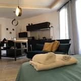 Studio Confort - Coin séjour