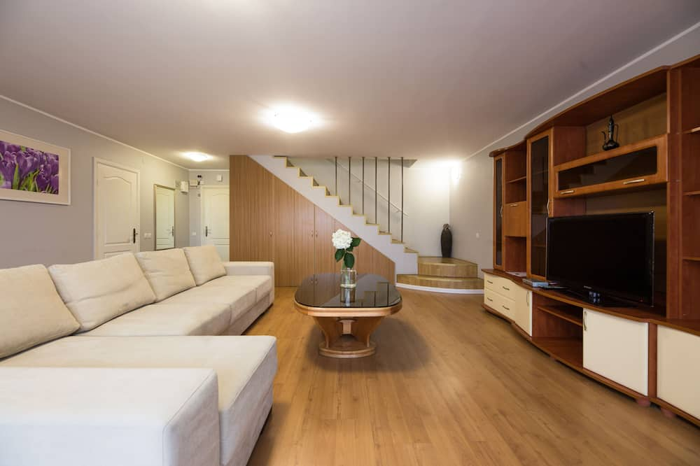 Апартаменти (Duplex) - Житлова площа