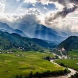 Asrama Umum - Pemandangan Pegunungan