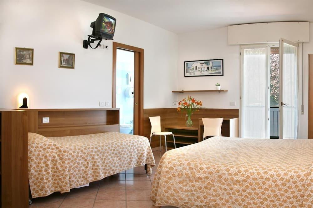 غرفة نزلاء