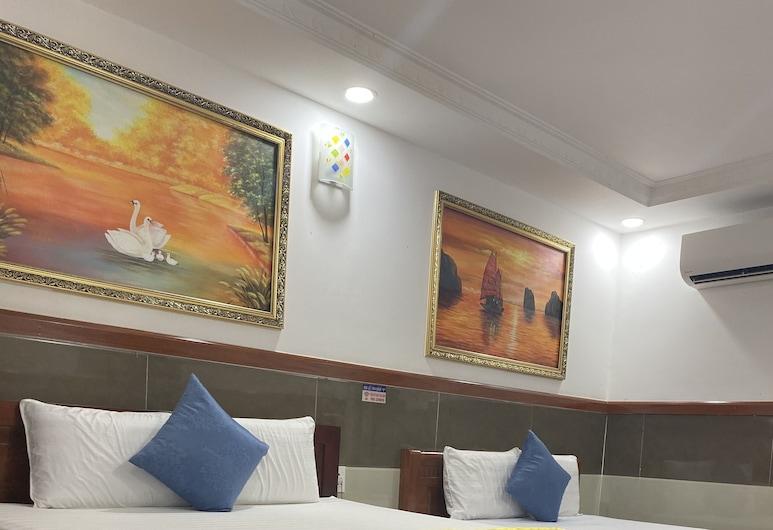 Gia Han Hotel, Hošimina, Paaugstināta komforta divvietīgs numurs, Viesu numurs
