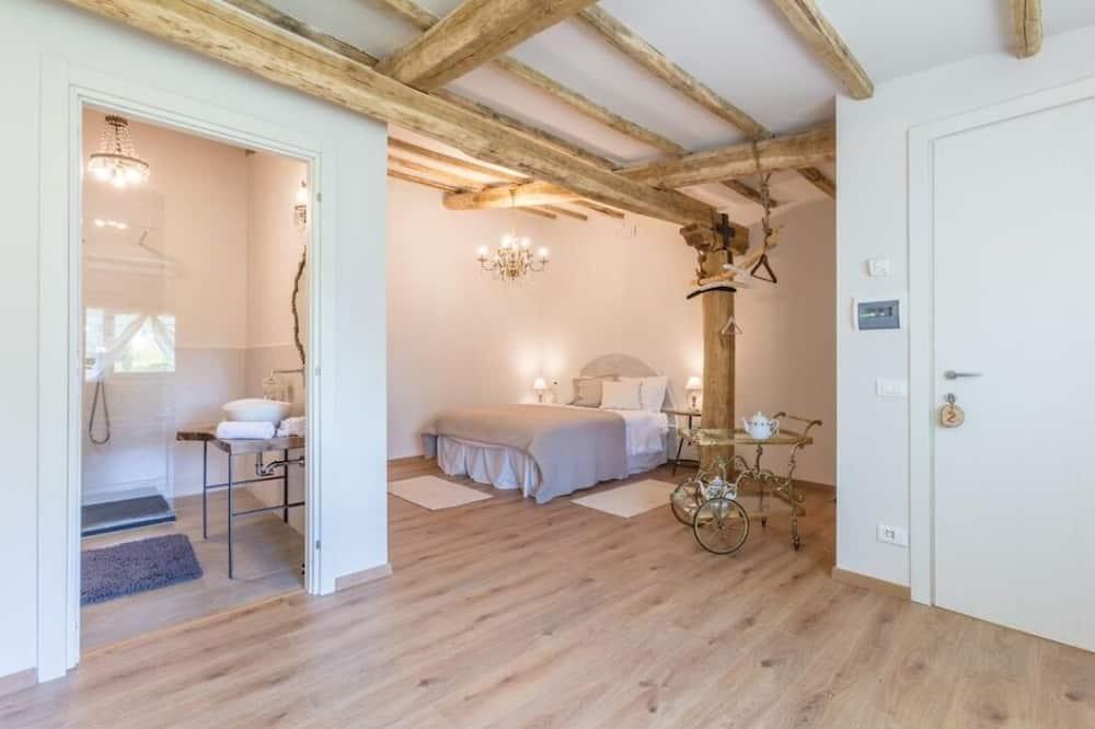Dvojlôžková izba typu Comfort, 1 spálňa, výhľad na hory, na prízemí - Hosťovská izba
