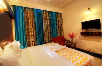 Introduce las fechas para ver los descuentos de hoteles en Gurgaon