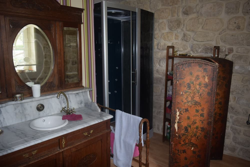 Двомісний номер (Bois) - Ванна кімната