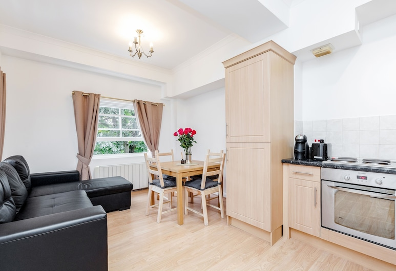 Smart 1bd apartment in Fulham Broadway, London