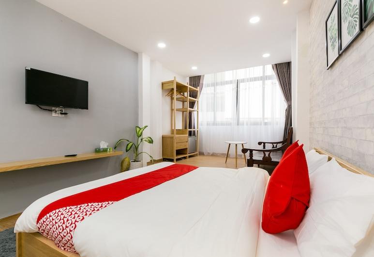 OYO 405 Saigon Home, Ho Chi Minh City, Quarto Duplo Superior, Quarto