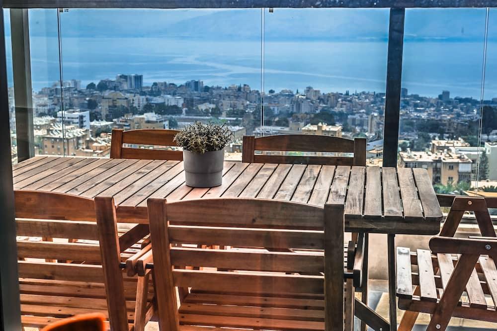 Luksuzni apartman, 3 spavaće sobe - Balkon