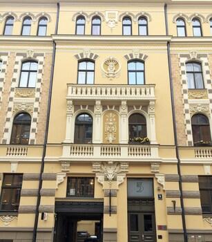 Picture of WINWINSTAY Art Nouveau Apartment in Riga