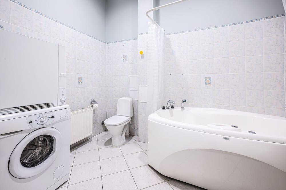 Classic Apartment - Bilik mandi